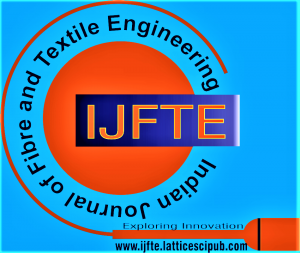 Indian Journal of Fibre and Textile Engineering (IJFTE)